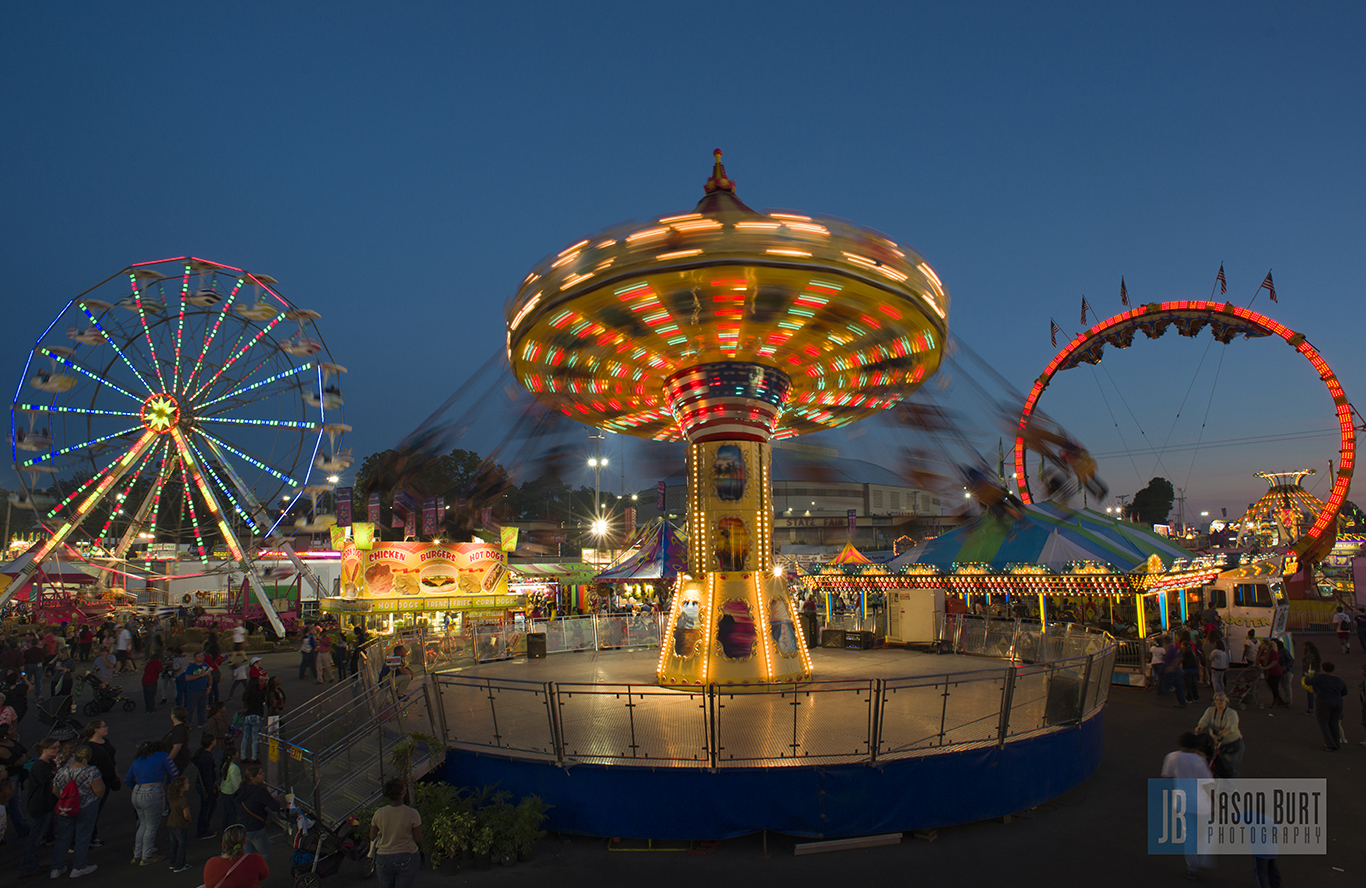 Arkansas State Fair 2014
